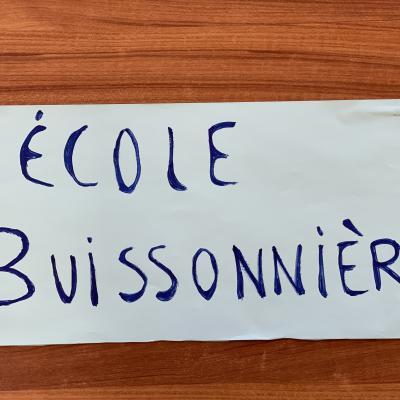 école Buissonnière